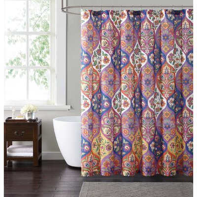 Arroyo Grande Ogee Shower Curtain