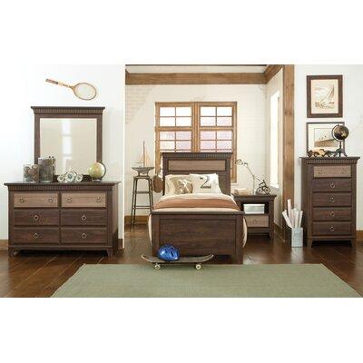 Weatherly Panel Customizable Bedroom Set