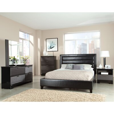 Reaction Platform Customizable Bedroom Set