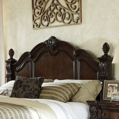 Churchill Panel Headboard Size: Queen