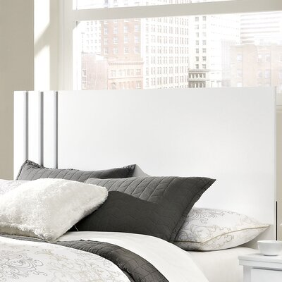 Metropolitan Panel Headboard Size: Full / Queen
