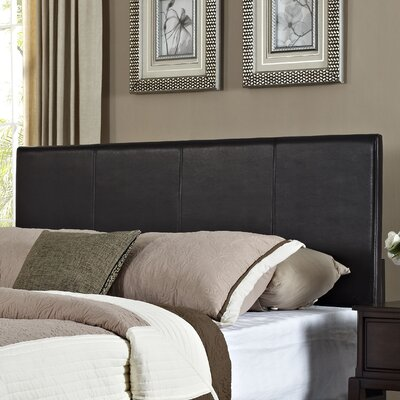 Bolton Upholstered Panel Headboard Size: Queen