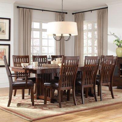 Standard Furniture Artisan Loft Dining Set (9 Pieces)