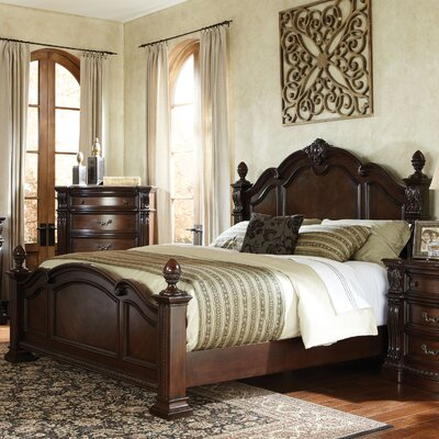 Churchill Panel Bed