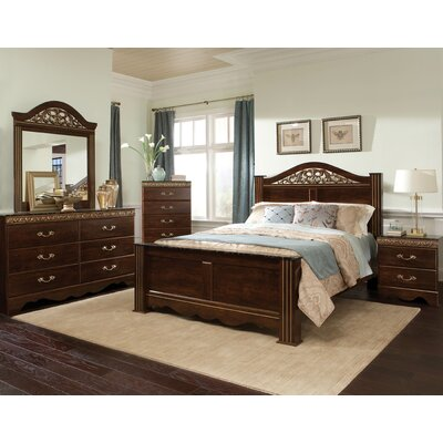 Odessa Panel Customizable Bedroom Set