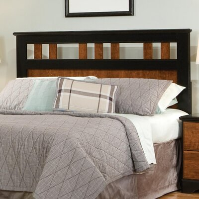 Steelwood Wood Headboard Size: Full/Queen