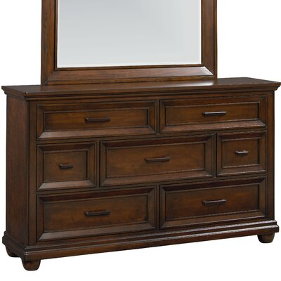 Vineyard 7 Drawer Standard Dresser
