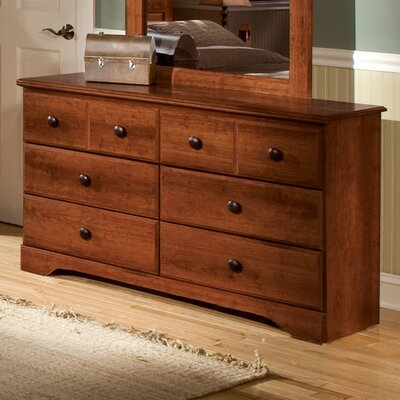 Orchard Park 6 Drawer Dresser