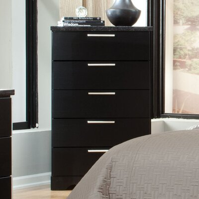 Atlanta 5 Drawer Chest
