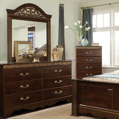 Odessa 6 Drawer Dresser