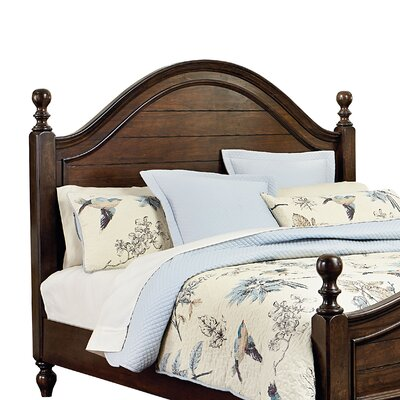 Heritage Panel Headboard Size: Queen