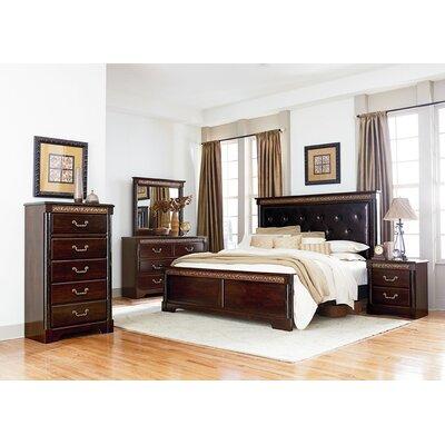 Venetian Panel Customizable Bedroom Set