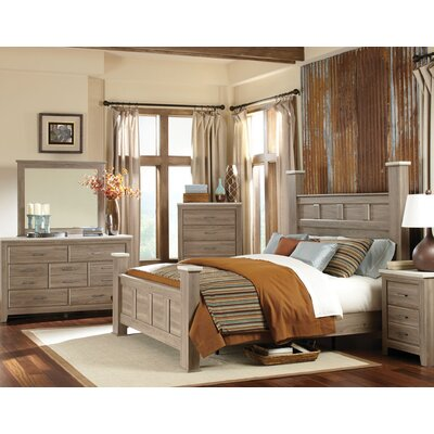 Poster Panel Customizable Bedroom Set