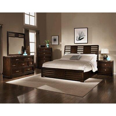 Furniture bedroom furniture bed bed dark brown village for Chocolate brown bedroom furniture