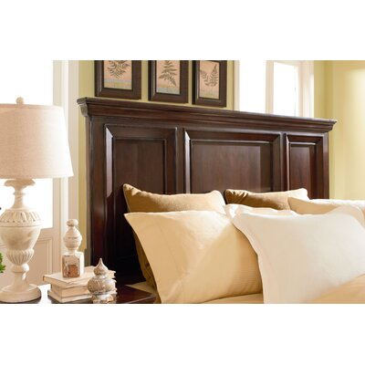 Vineyard Panel Headboard Size: King