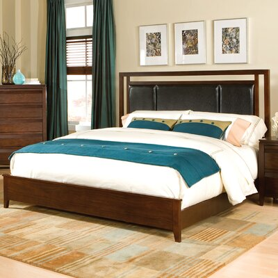 In store financing Drake Panel Bed...