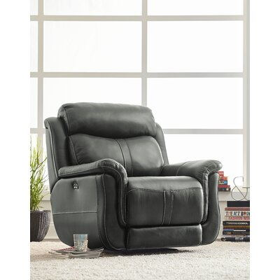Ludlow Manual Glider Recliner