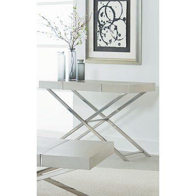 Ava Console Table Finish: Sliver