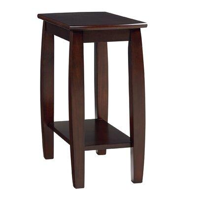 Merlot End Table