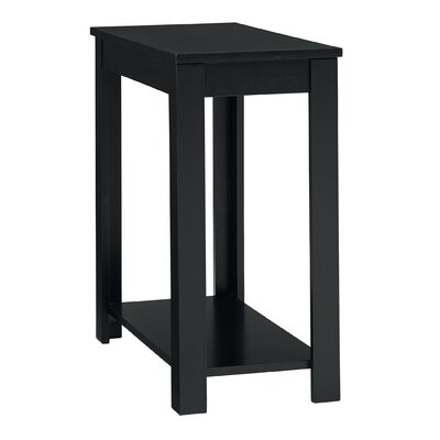 Matte End Table