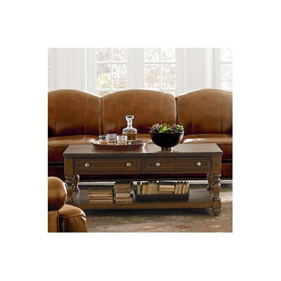 McGregor Coffee Table with Magazine Rack