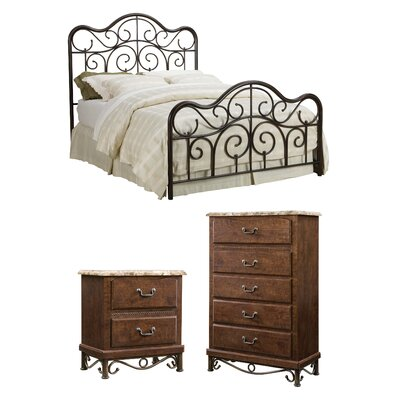 Santa Cruz Panel Customizable Bedroom Set