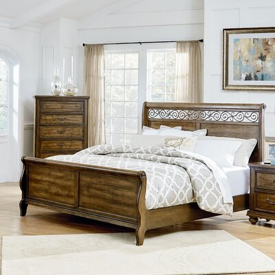 Golston Sleigh Customizable Bedroom Set