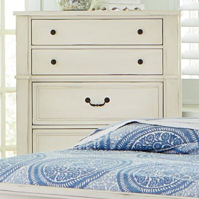 Parfondeval 5 Drawer Standard Chest