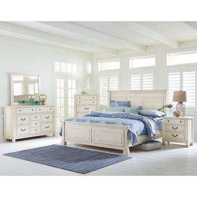 Parfondeval Panel Customizable Wood Bedroom Set