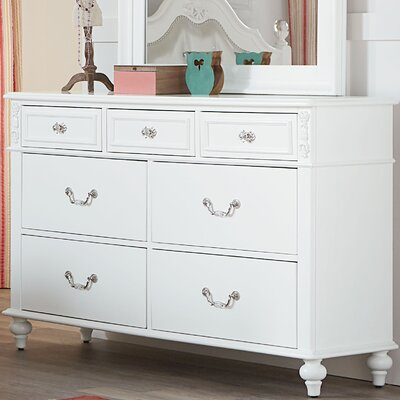 Lee 7 Drawer Double Dresser