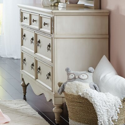 Patroclus 7 Drawer Double Dresser
