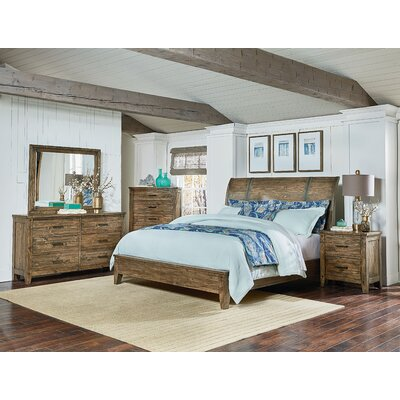 Burleigh Sleigh Customizable Bedroom Set