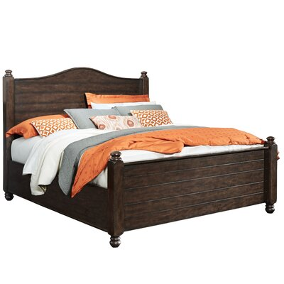 Schneider Panel Bed