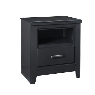Nassau 1 Drawer Nightstand