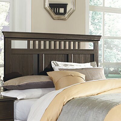 Crawley Slat Headboard Size: Full/Queen