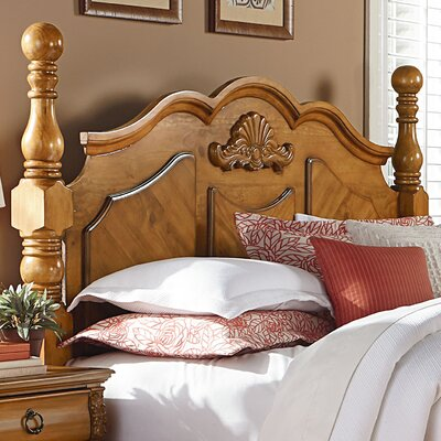 Rivera Poster Panel Headboard Size: King