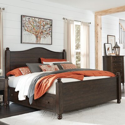 Schneider Storage Panel Bed