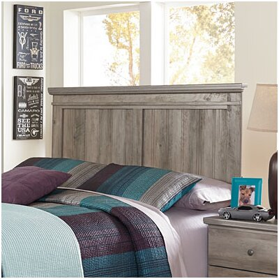 53 Noble Panel Headboard Size: King