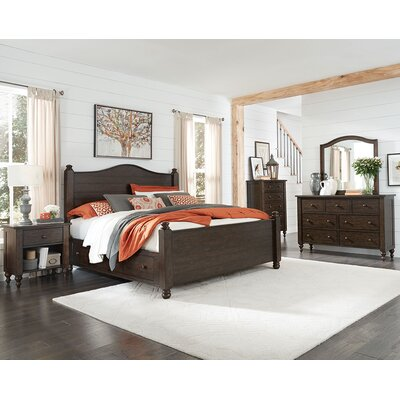 Schneider Panel Customizable Bedroom Set