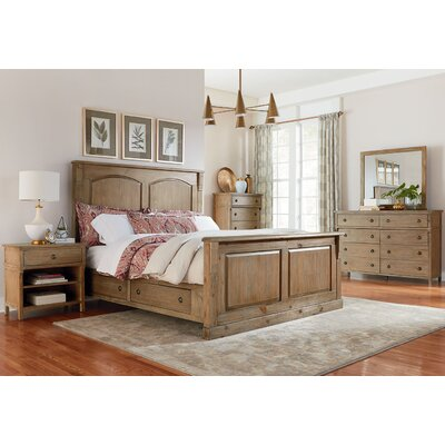 Grimaud Panel Customizable Bedroom Set