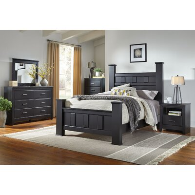 Nassau Panel Customizable Bedroom Set