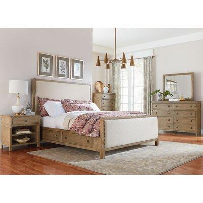 Grimaud Panel Customizable Wood Bedroom Set