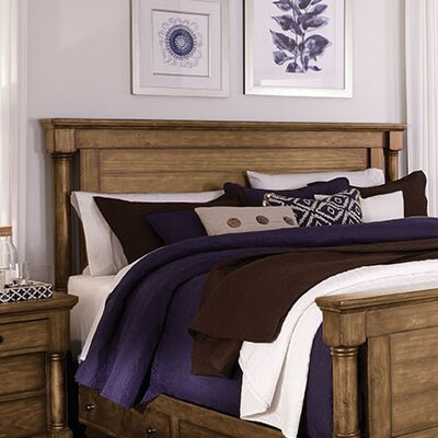 Burndale Panel Headboard Size: Queen