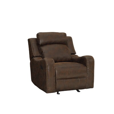 Candida Curved Track Arms Recliner