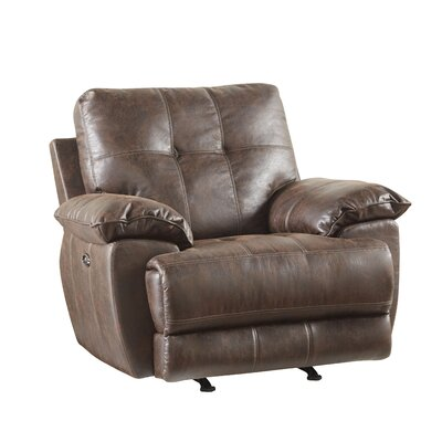 Lucio Rocker Recliner Reclining Type: Power