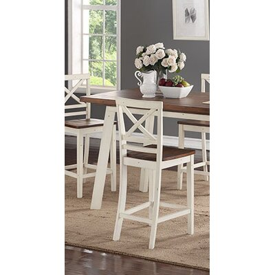 Yeboah 5-Piece Counter Height Dining Set