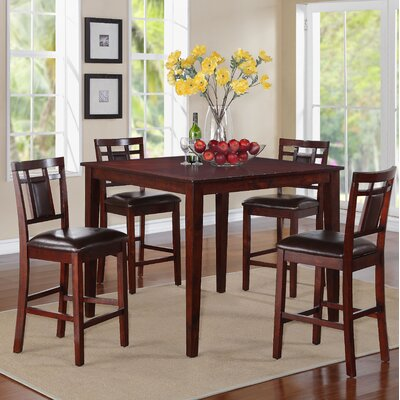 Westlake 5 Piece Counter Height Dining Set