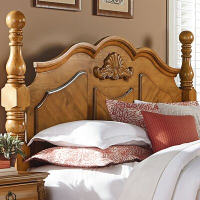 Rivera Poster Panel Headboard Size: Queen