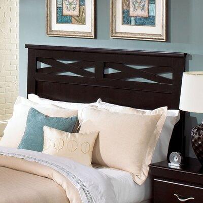 Crossroads Wood Headboard