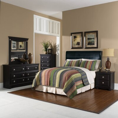 Prospect Panel Customizable Bedroom Set